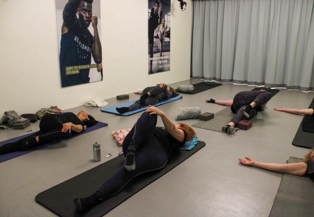 Yoga Den Haag